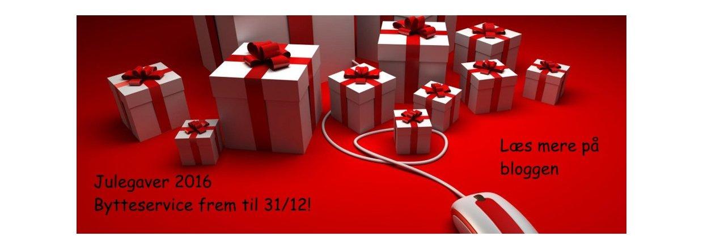 Juletiden nærmer sig - Informationer fra Handelshuset