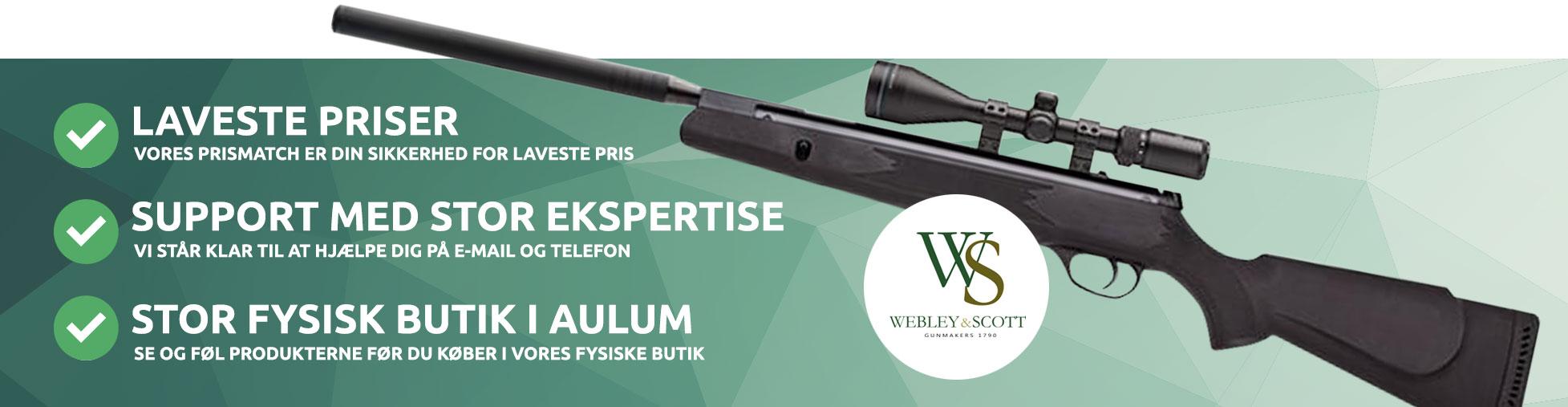 Webley luftgevær