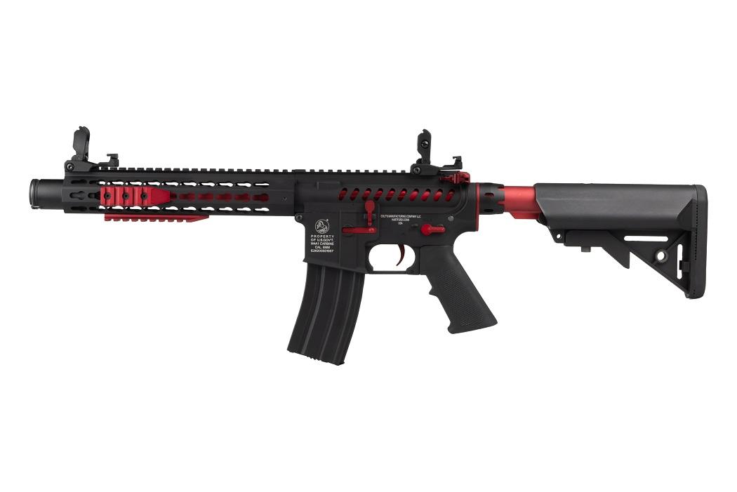 Billede af Cybergun Colt M4 Blast Red Fox