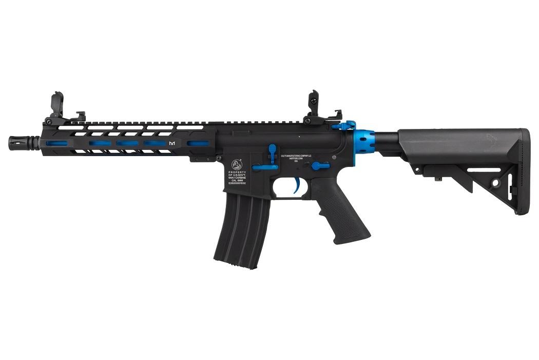 Billede af Cybergun Colt M4 Hornet Blue Fox