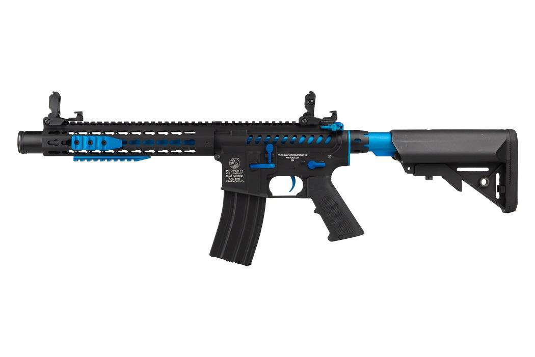 Billede af Cybergun Colt M4 Blast Blue Fox