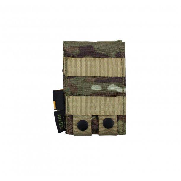 101 Inc Elastisk M4 lomme, Multicam