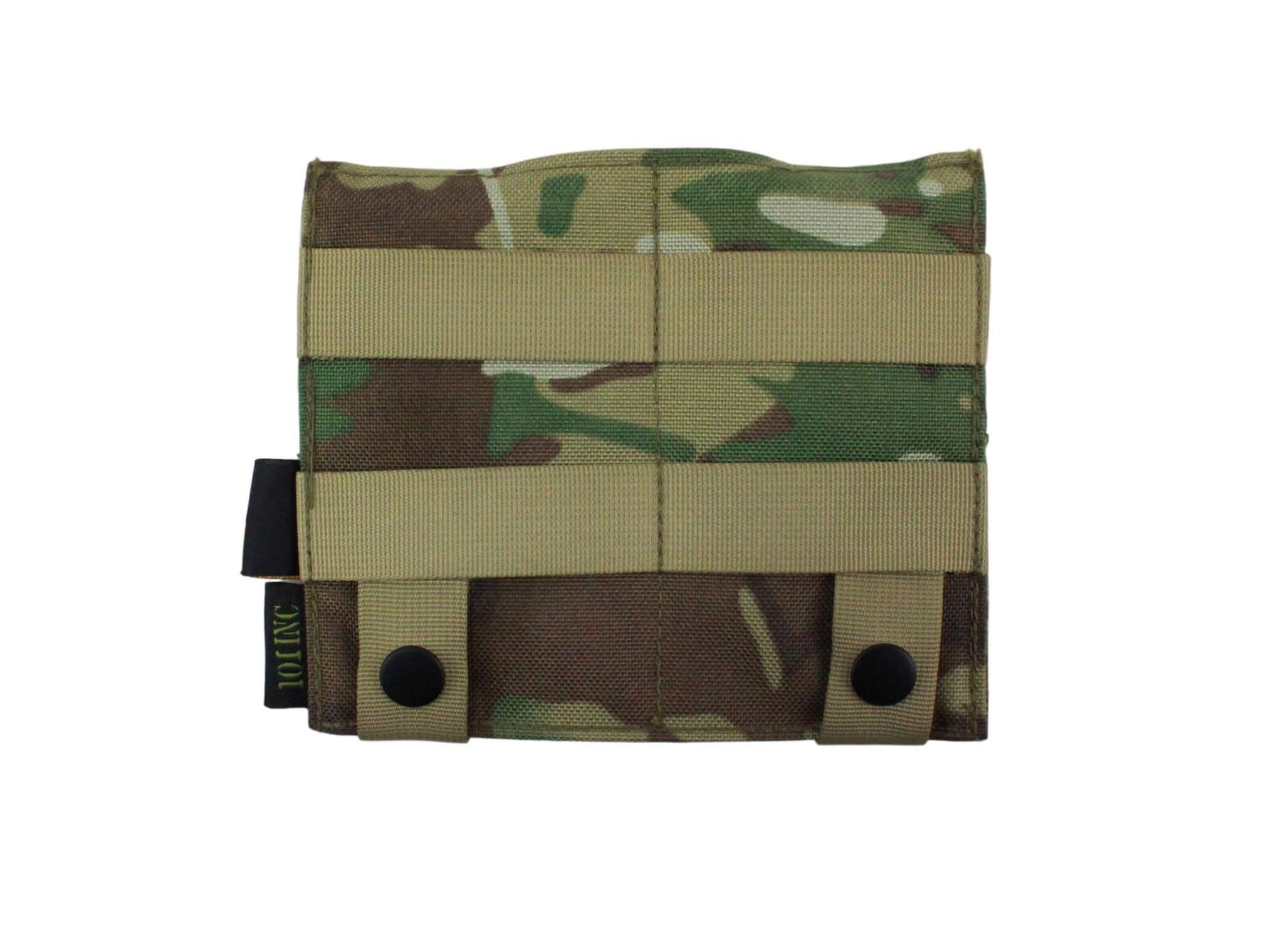 Image of   101 Inc Elastisk dobbelt M4 lomme, Multicam