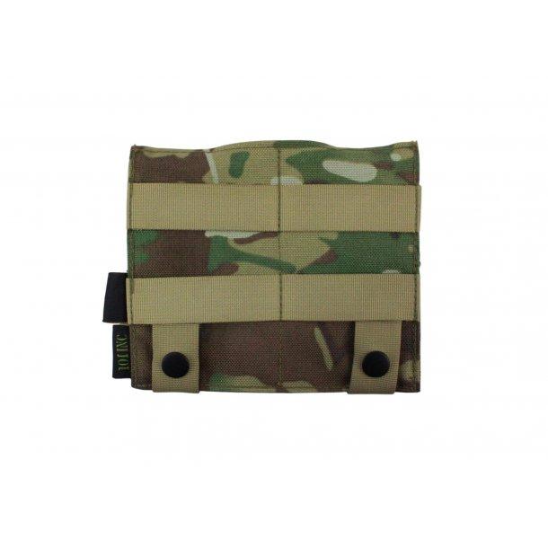 101 Inc Elastisk dobbelt M4 lomme, Multicam