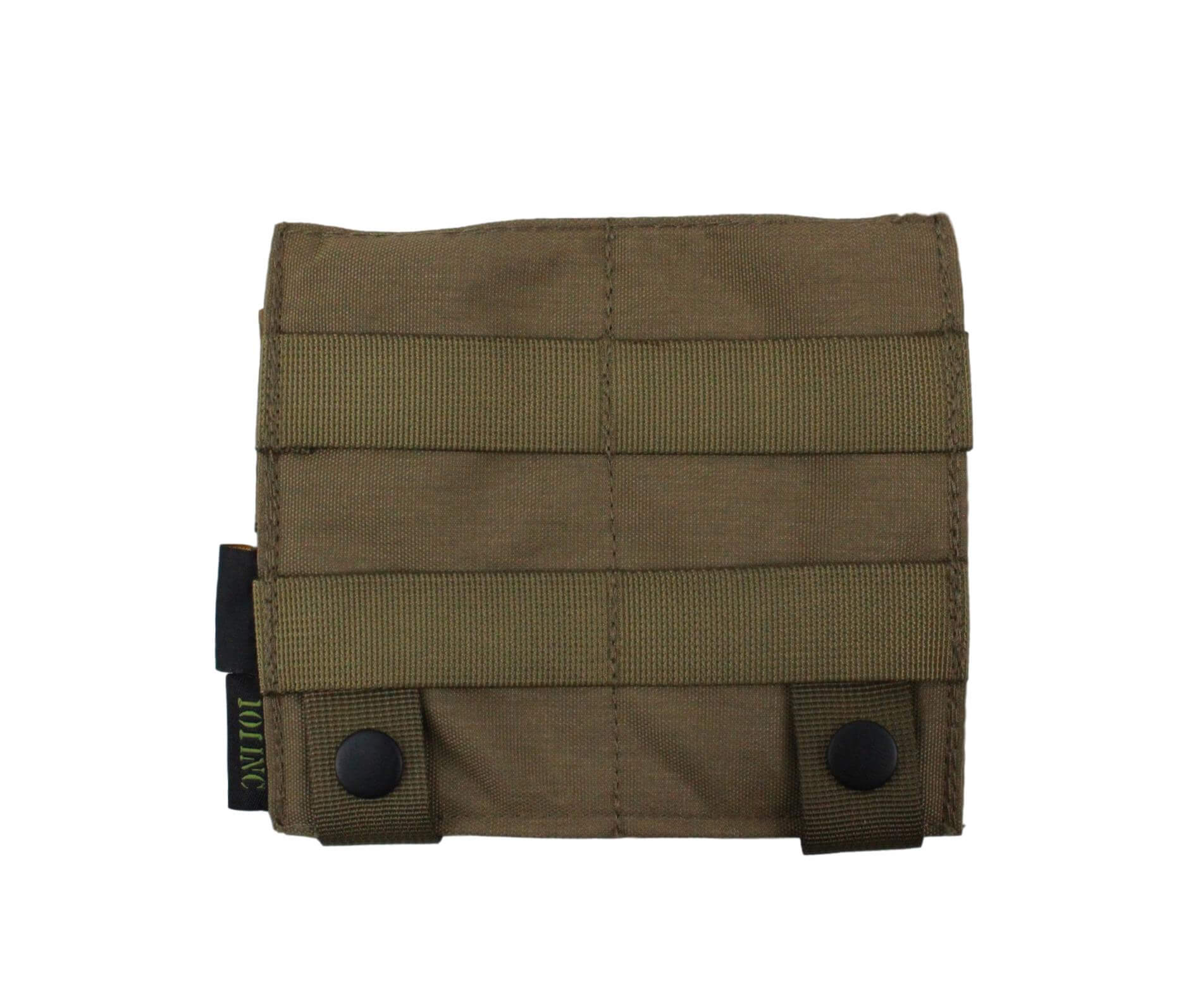 Image of 101 Inc Elastisk dobbelt M4 lomme, Tan