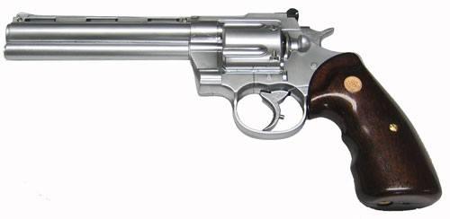 Gas pistoler uden Blow Back