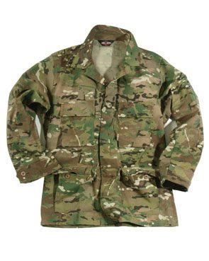 Skjorte, Multicam S