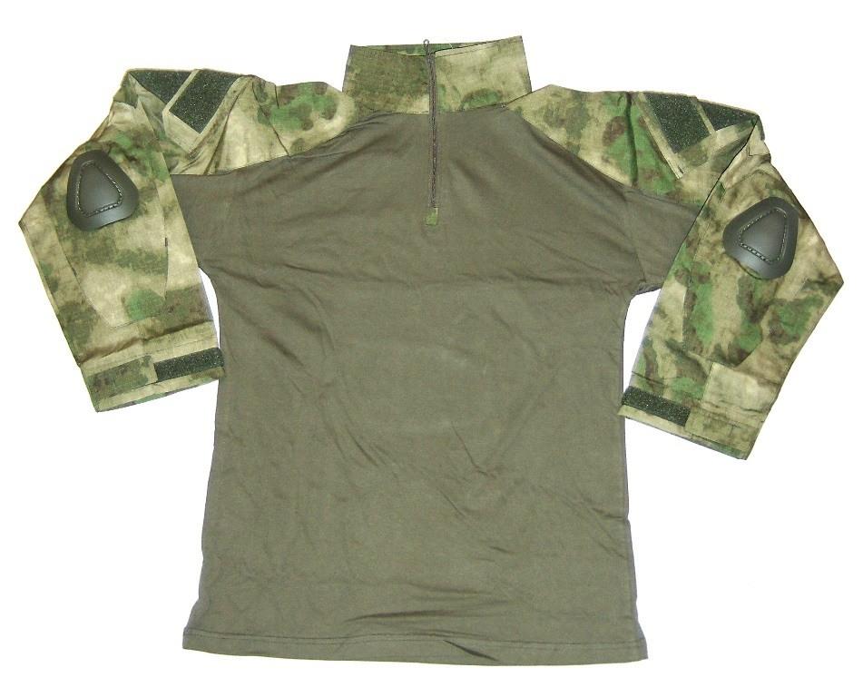 T-shirt langærmet, ICC FG, med albuebeskytter XXL