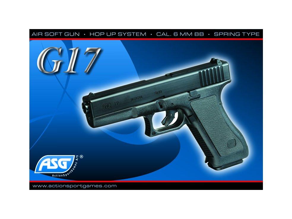 G17, Sort