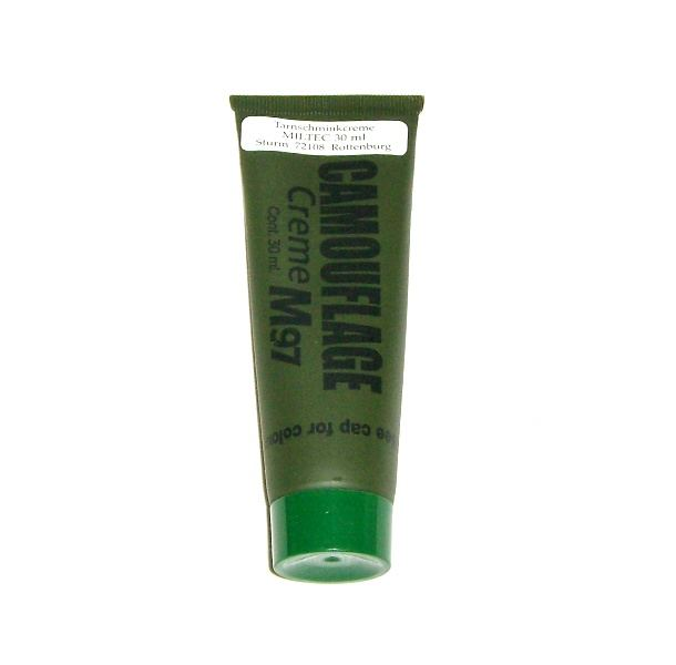 Camouflagecreme, Grøn