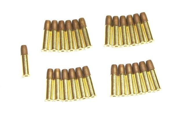 Airsoft Patroner 6mm til Dan Wesson, 25 stk kasse