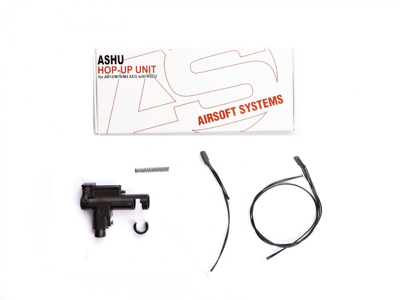 Image of ASHU hop up kammer, til at undgå tørskydning