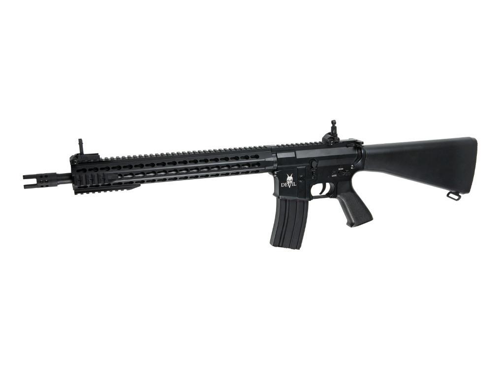"""Image of   ASG Devil M15 SPR 14,5"""" med Keymod"""