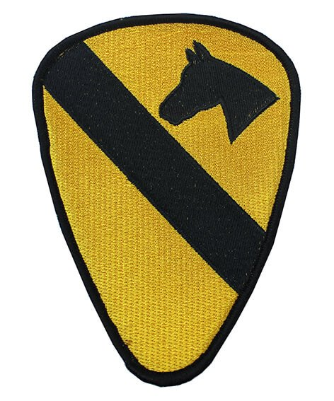 Image of 1st Cavalry