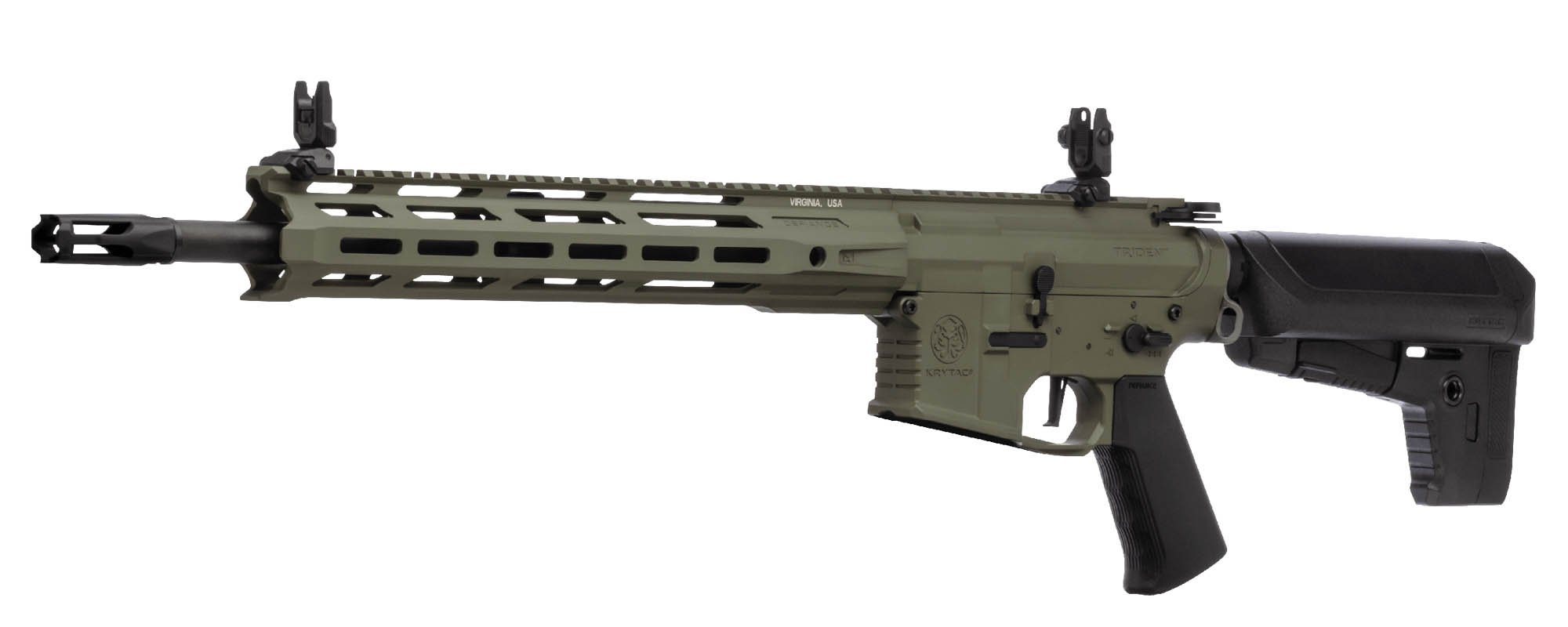 Krytac Trident Mk2 SPR-M, Foliage Green