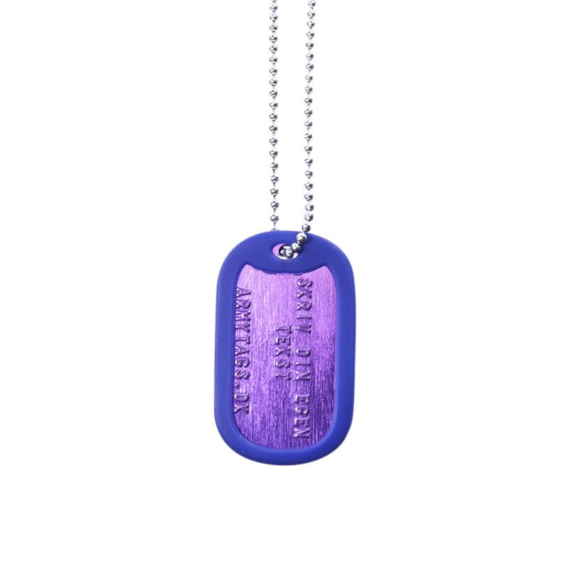 Image of   Lilla Dogtag, 1 stk