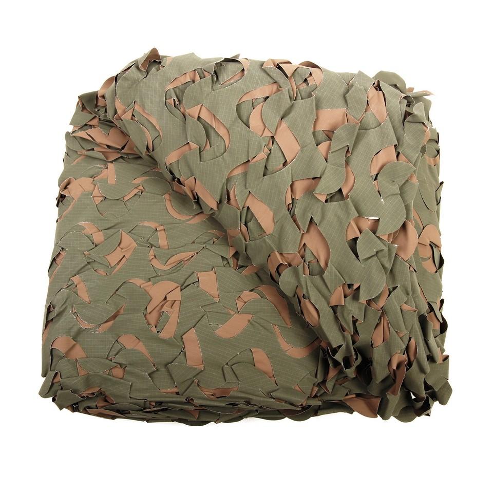 Image of Camouflage net 6x2,4 m, Woodland