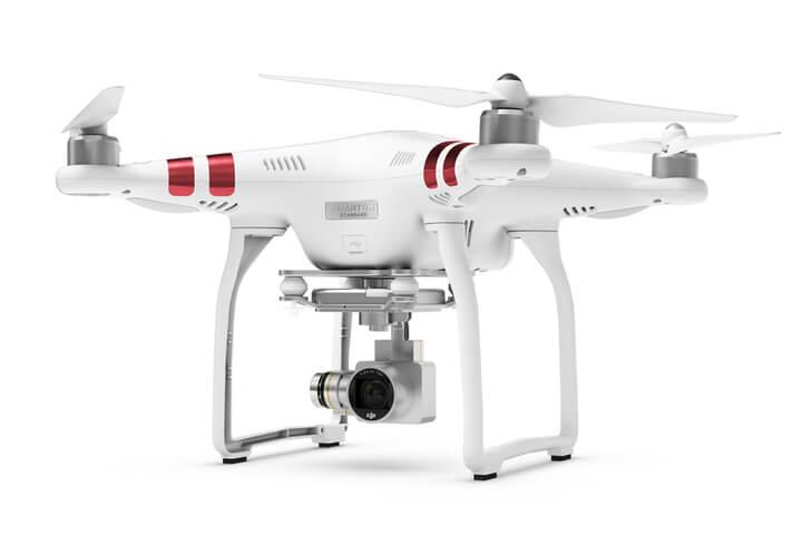 Fjernstyret Droner