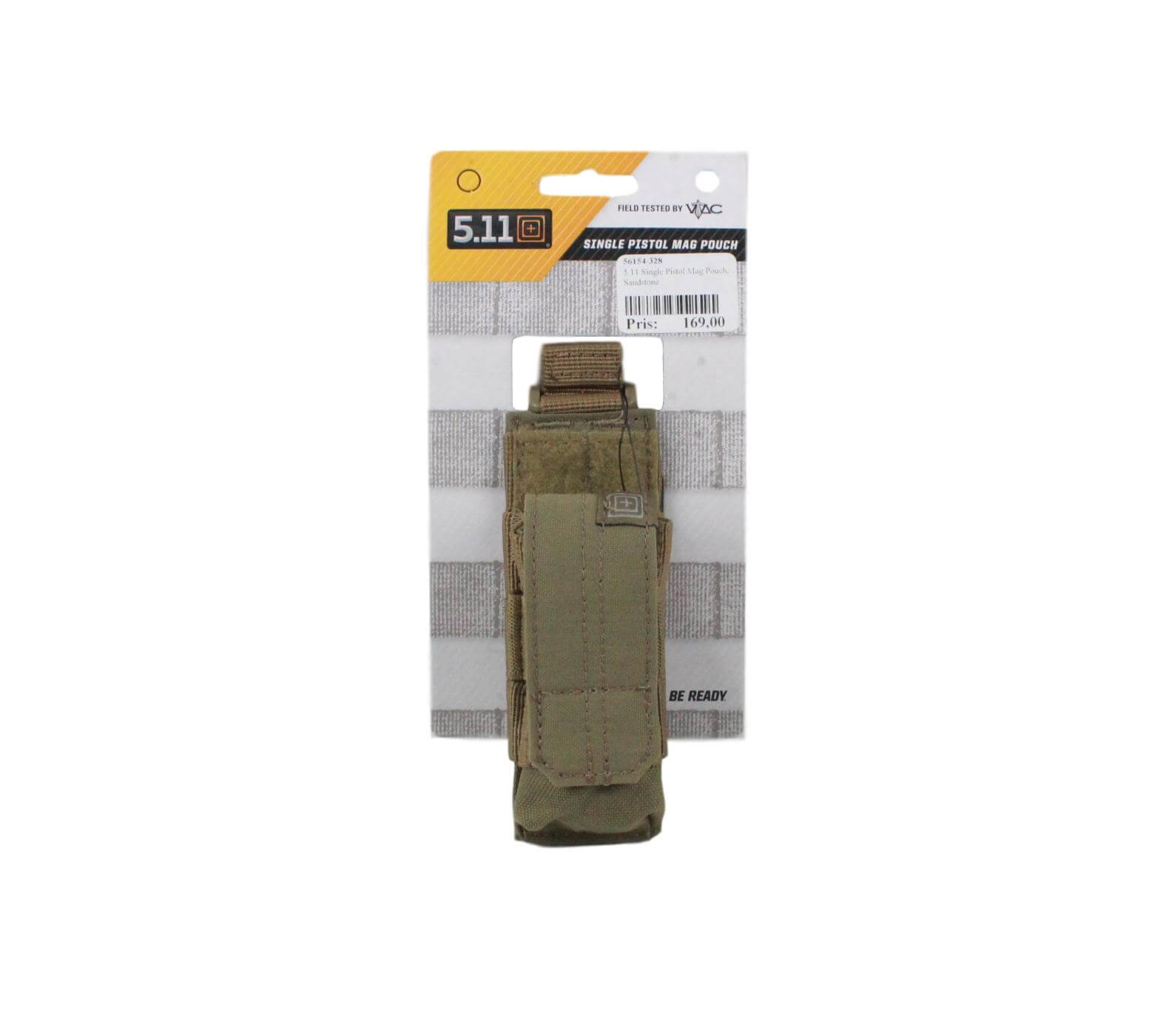 Image of   5.11 Single Pistol Mag Pouch, Sandstone