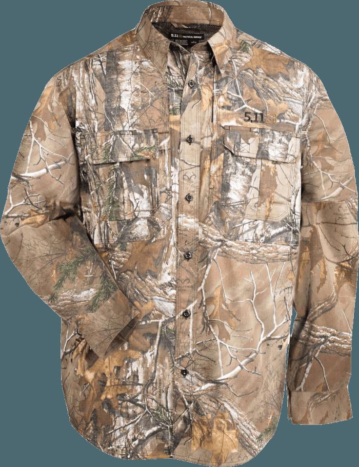 5.11 Taclite Shirt, Real Tree