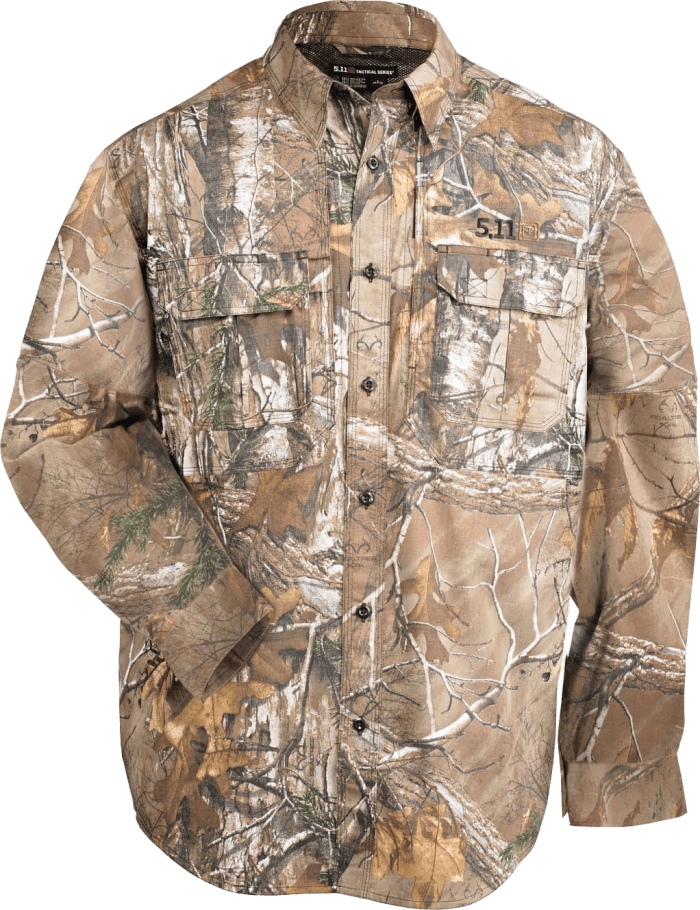 Image of 5.11 Taclite Shirt, Real Tree Large