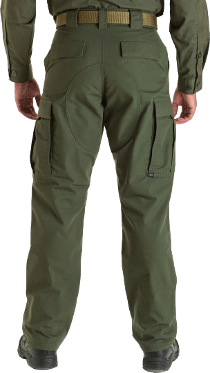 Image of   5.11 Ripstop TDU Pants, Grøn Small