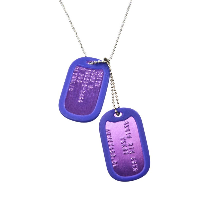 Image of   Lilla Dogtags, Sæt
