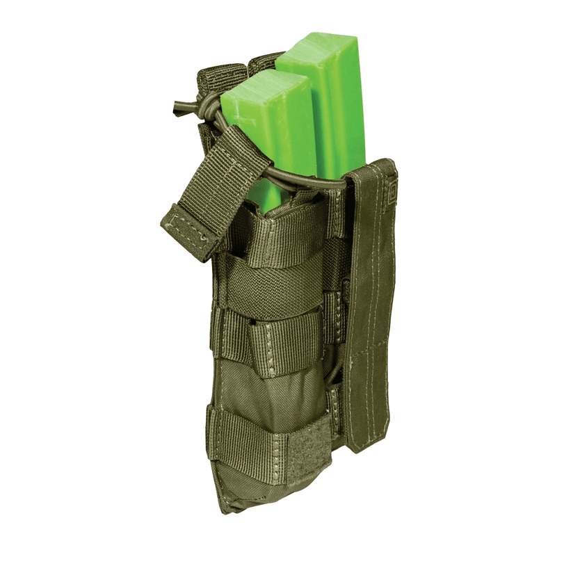 Image of 5.11 MP5 Bungee Double Mag Pouch OD