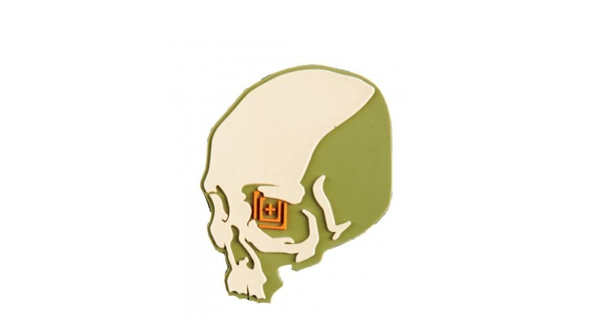 Skelet hovede