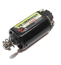 Infinity 30000R motor, Kort