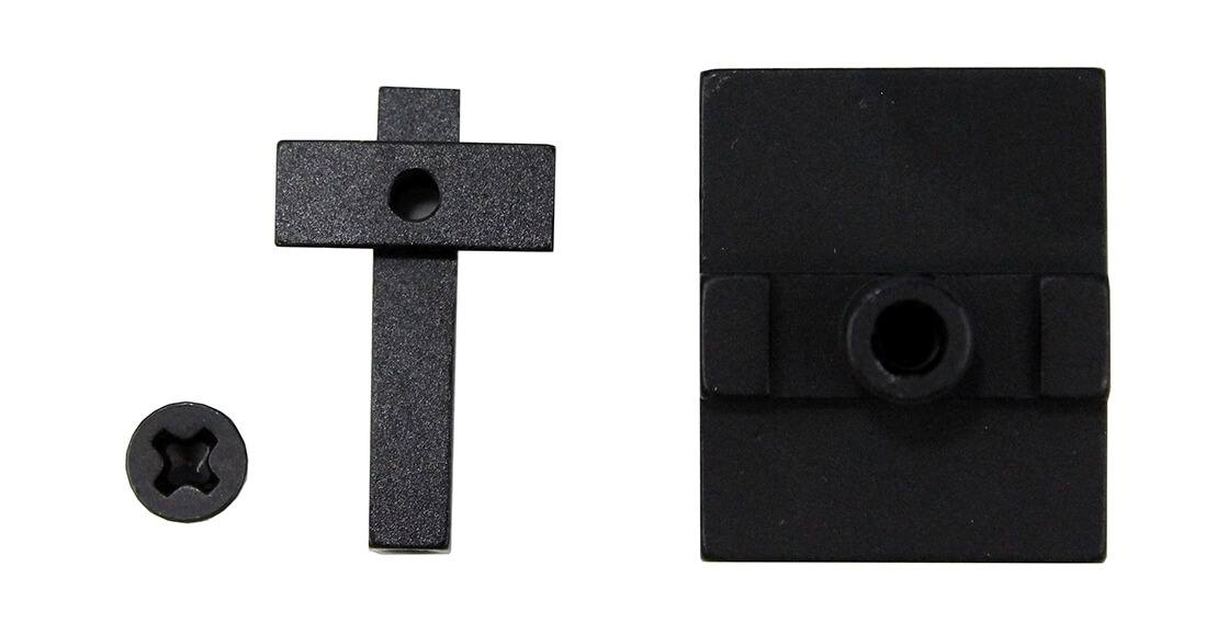 Image of AIP Alumimun Front and Rear Sight ( Fiber) For WE XDM