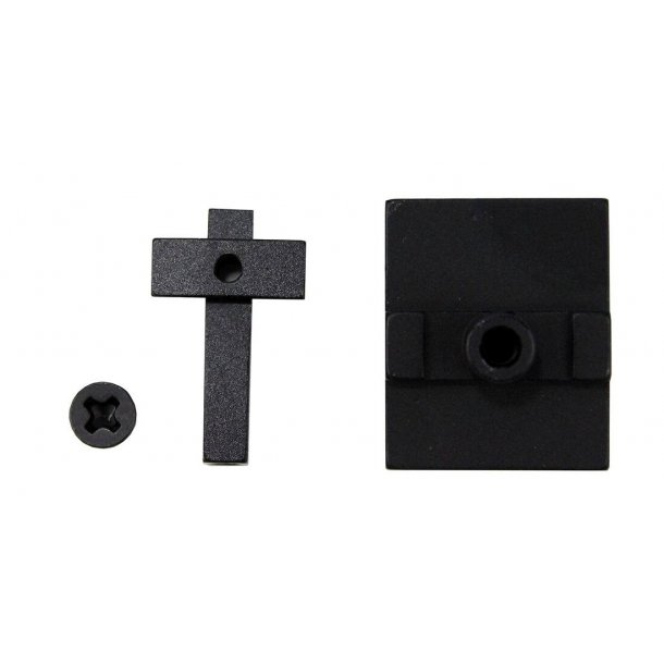 AIP Alumimun Front and Rear Sight ( Fiber) For WE XDM