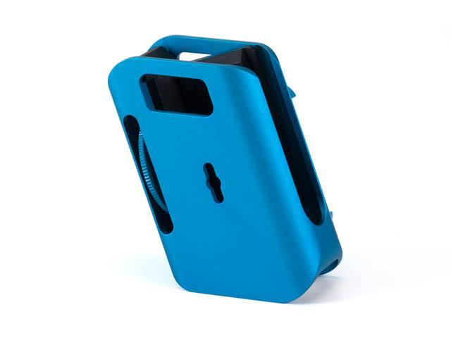 Image of AIP Aluminum Magasin holder til G17, blå