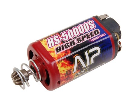 AIP High Speed motor, HS-50000, kort