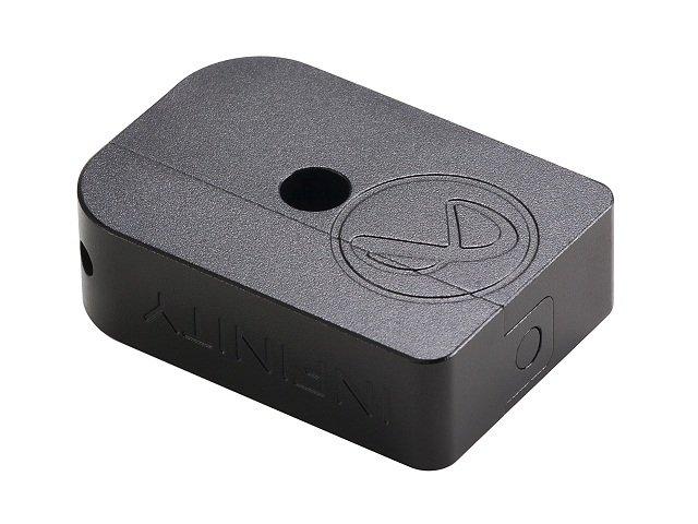 AIP CNC Infinity Puzzle Magasin base til Hi-capa, stor - sort