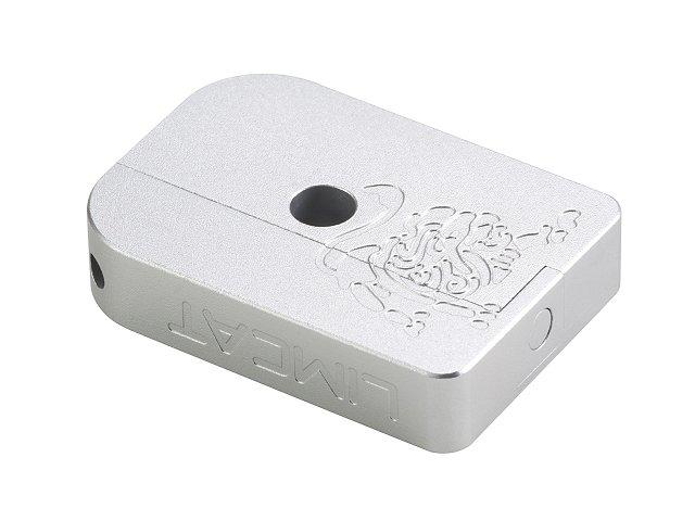 AIP CNC Limcat Puzzle Magasin base til Hi-capa, lille - sølv