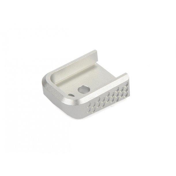 AIP Prime aluminum Magasin Base Hi-Capa 5.1, sølv