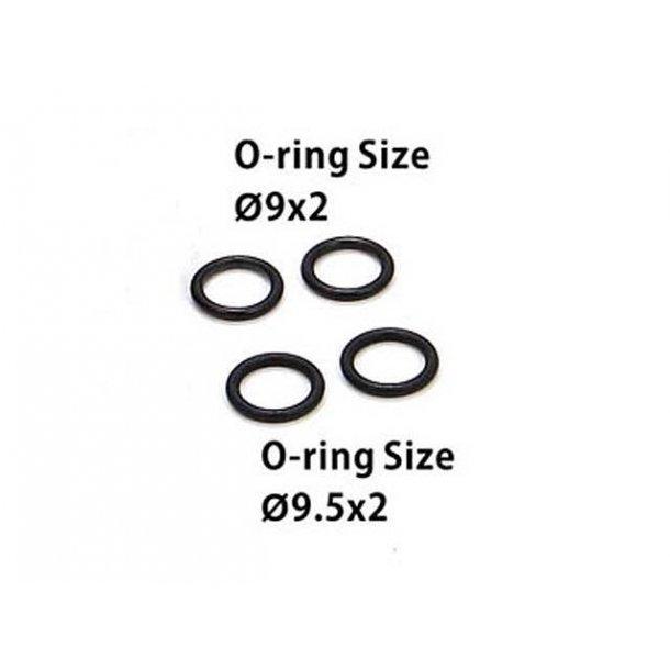 AIP Reserve O-ring kit til blow back hus