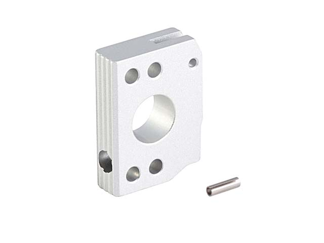 Image of AIP Aluminum Trigger, Type C til Hi-Capa, sølv - lang