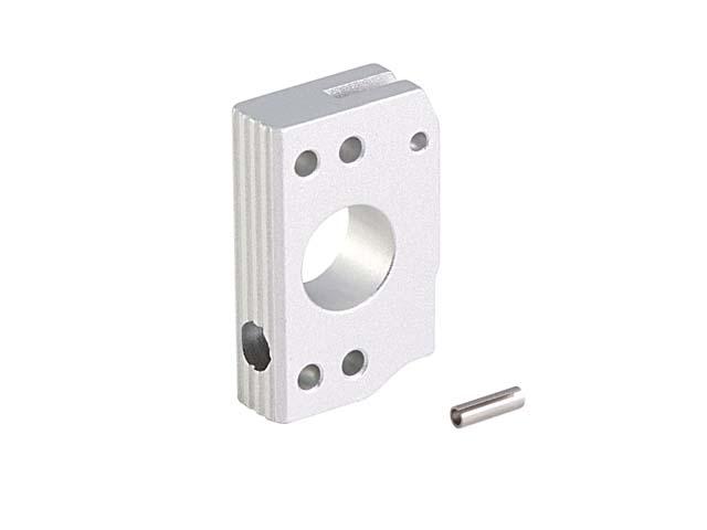 Image of AIP Aluminum Trigger, Type D til Hi-Capa, sølv - kort