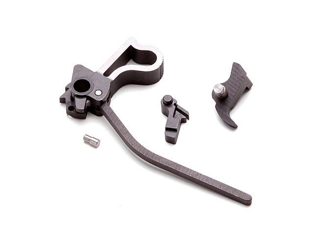 Image of AIP Stål hammer & sear set, type 1 til Hi-Capa