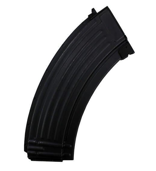 AK, 520 skuds magasin, Flash med snor optræk