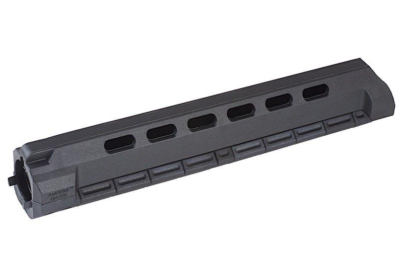 ARES M4 Frontsæt, 340 mm, sort