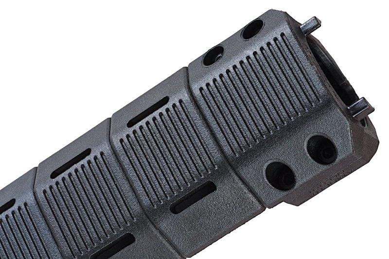 ARES M4 Frontsæt, 205 mm, sort