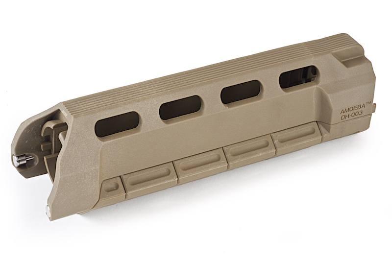 ARES M4 Frontsæt, 205 mm, DE