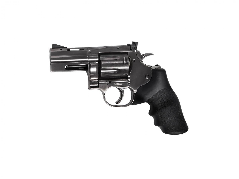 "Dan Wesson 715, 2,5"", Steel Grey"