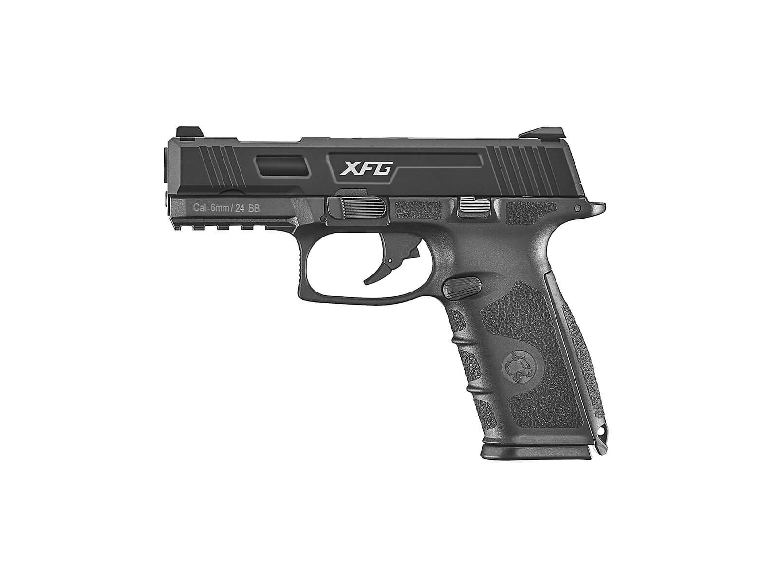 Image of   ICS BLE-XFG pistol, Sort