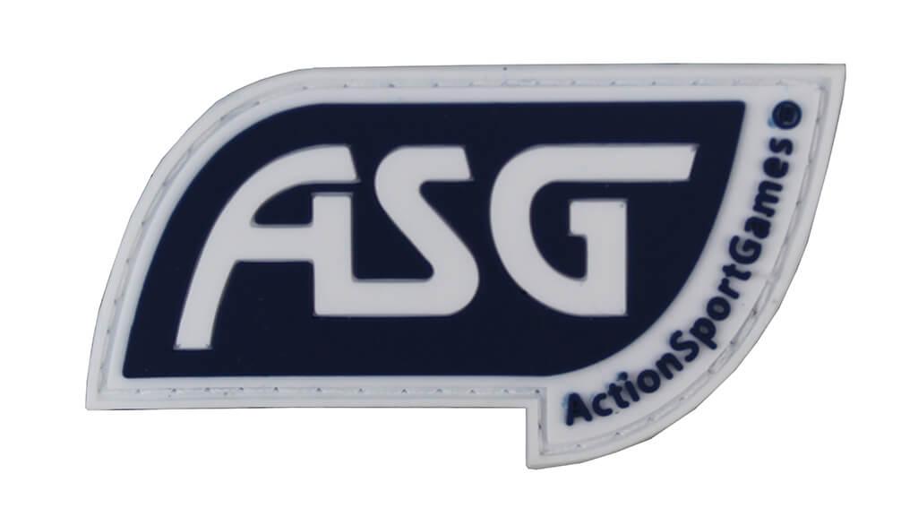 Image of ASG Patch (PVC) - Blå
