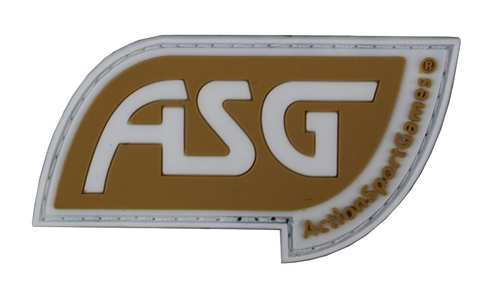 Image of ASG Patch (PVC) - Tan