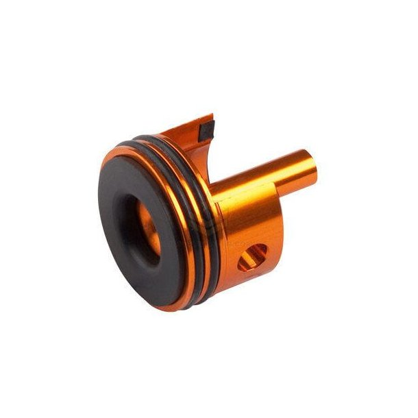 Cylinder hoved ver. 3 AUG, orange